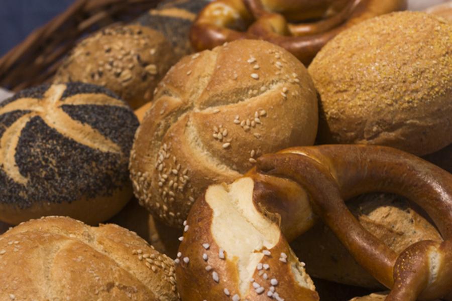 Knackige Variationen vom Bäcker